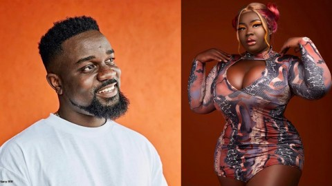 Maame Serwaa Expresses Her Admiration And Adoration For Sarkodie