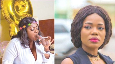 MzBel's Sugar Daddy dumped her for me because her smelly pʋssу has grey hair – Tracy Boakye (Video)