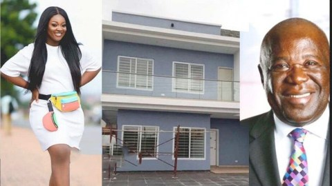 Tracey Boakye's alleged Sugar Daddy bought Jackie Appiah a house at Cantoment – Anonymous blogger