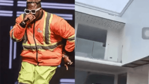 VIDEO: Medikal Is Building A Mansion After Marrying Fella Makafui – The Power Of Ayigbe Toffee