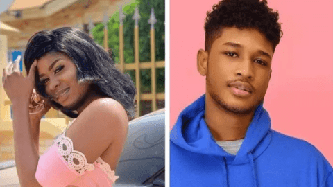 These two can be a very nice couple. See the beautiful and adorable photos of Yaa Jackson and Rahim.