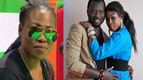 BUSTED! Joyce Blessing secretly withdrawing huge sums of money from Dave Joy's bank account (Screenshots)