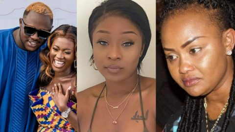 Nana Ama Mcbrown, Medikal, Efia Odo in 'trouble' after Akuapim Poloo leaks an audio