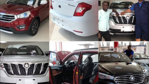 Kantanka car models and their prices in Ghana