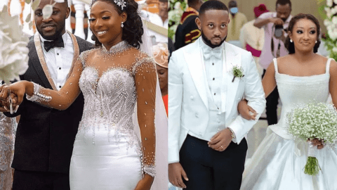 A Plus Reveals Why Ernest Ofori Sarpong Couldn't Display Cars At His Daughter's Wedding Like Kency 2020