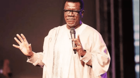Never Trust Him Again, He is an Agent of the Devil Coming to Steal-Dr Mensah Otabil jabs