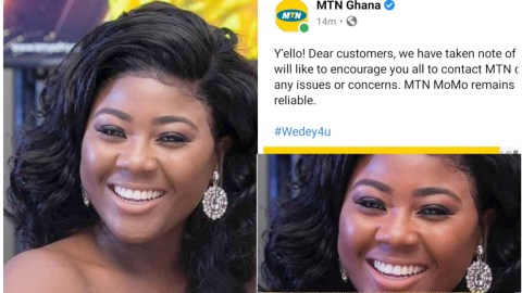 'Salma Mumin was not even having 10,000ghc in her account, she lied' – MTN demands immediate apology from Salma Mumin