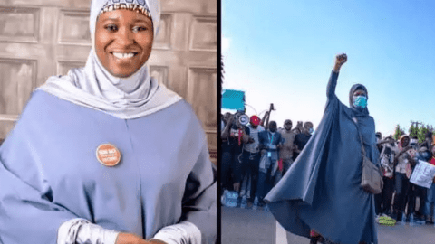 """You Are A Shameless Woman"" – Popular Oil Sheikh Blasts Aisha Yesufu After She Posted A Video"