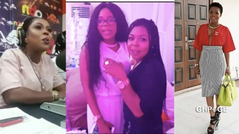 Afia Schwarzenegger speaks on Mzbel's miscarriage