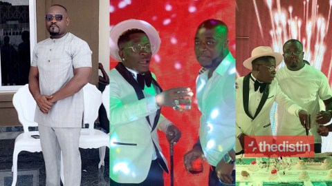 Names Of All The Rich Men Behind Shatta Wale's 36th Corporate Birthday Party