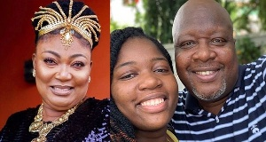 Sefa Kayi And Irene Opare's daughter speaks About Life