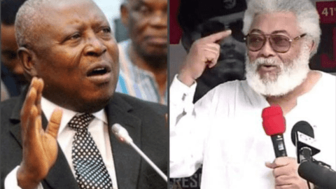More secrets: Three Times Rawlings 'failed' to persuade Amidu to rescind his resignation