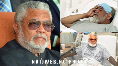 'Burn me and sprinkle my ashes in Achimota Forest – Rawlings' last wish