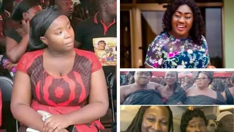 Four Kumawood Actresses Who Lost Their Mum Painfully