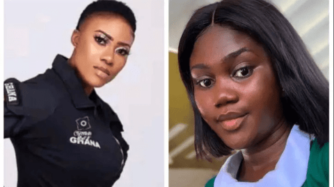 Which of Them Makes A Better Wife? Nurse or Policewoman. (See PHOTOS)