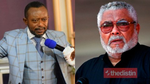 Rawlings Didn't Die A Natural Death, Some People Are Popping Champagne & Jubilating Over His Death – Rev. Owusu-Bempah