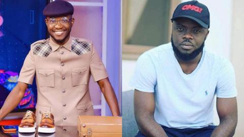 Kwadwo Sheldon Receives Blasts From His Fans, After Suggesting Teacher Kwadwo Reading News On UTV Means He Doesn't Have Bigger Aims In Life