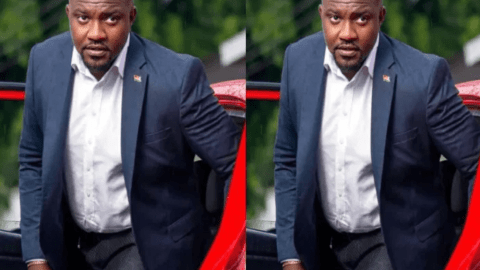 Elections 2020: John Dumelo complains about double voting in Ayawaso West Wuogon constituency
