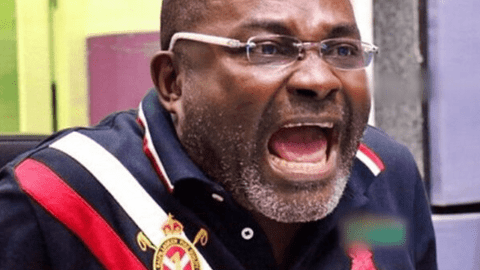 Kennedy Agyapong Reveals The Secret Behind NPP Losing Many Seats