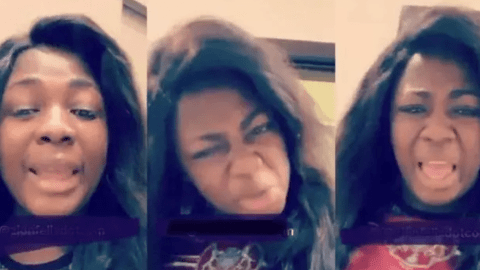 Tracey Boakye Goes 'Gaga' – Rains Down Curses On Those Behind The Alleged New Audio