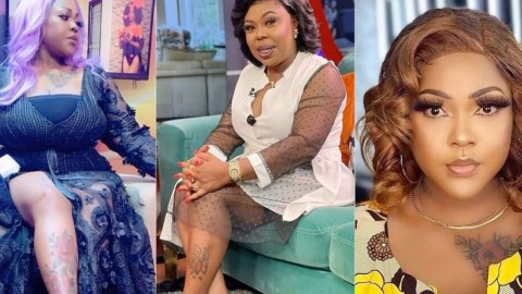 Mona Gucci curses Afia Schwarzenegger with 26 gods for disgracing her (video)