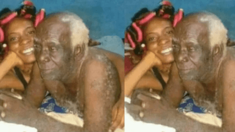 """I am dating a 60 years old man now because young boys give me broken heart"" – Lady narrates."