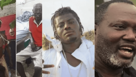 Popular Kumawood actors who have died in the past few years. (photos)