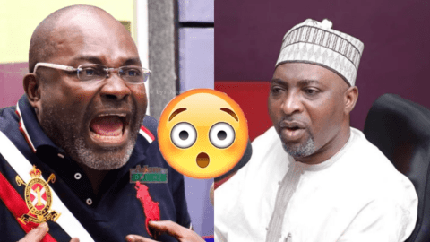 We Can Never Be Friends: Ken Agyapong Bodly Speaks Sends A Strong Warning Message To Muntaka Mubarak