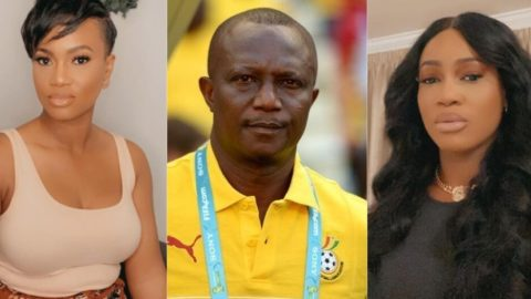Photos of the beautiful first daughter of Akwesi Appiah surfaces