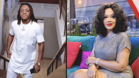 I dream of acting romantic scene with Nadia Buari, I'll show her romance she will never forget – Sumsum