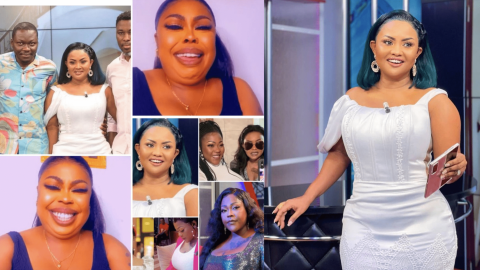 See What Afia Schwarzenegger Called Nana Ama Mcbrown And Her United Showbiz Team, Fans Fire Comedian