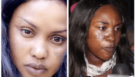 See the real face of top Ghanaian female celebs without Make-up