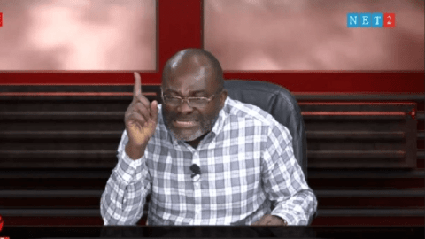 Ghanaian workers are thieves but only politicians get criticized – Ken Agyapong (Video)