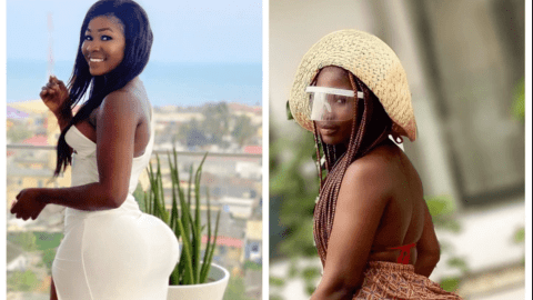 Meet Abena Cilla The Most Curvaceous Ghanaian Instagram Model Who Is Endowed With Huge Shape