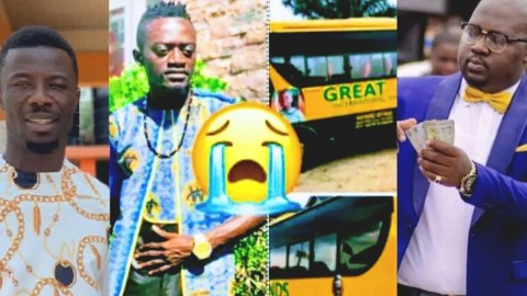 Kwaku Manu is behind the accident at LilWin' school, he went to juju – Abusua One God (Video)