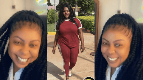 (+VIDEO) I'll Make Sure Your New Employers Sack You With Your 10 Cedis Wig – Afia Schwar Replies Mona Gucci After She Was Exposed