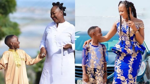 Akuapem Poloo's Mother Cries And Begs Judge To Free Her Daughter