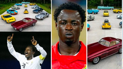 Checkout The Luxurious Lifestyle Of Ransford Osei And His Expensive Cars.