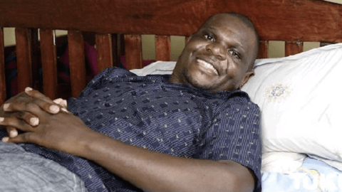 I Was Shot By Robbers, My wife Abandoned Me When I Needed Her But I Am Counting Blessings – Man Says