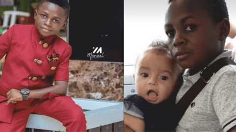 Yaw Dabo Outdoors His Alleged Baby On Father's Day