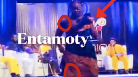 Date Rush Video: Lady Terribly Falls From Stage When The Program Was Ongoing, See Fans Reactions