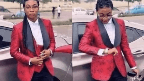 Elledeevah Ellios: Ghanaian Lesbian Drugged And Raped On Record By Unknown Men For Two Days (Screenshot)