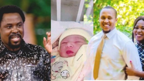 The Return: T.B Joshua's Daughter Gives Birth To Baby Boy On The Prophet's Birthday