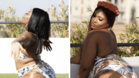 Have You Seen Abena Korkor Of Late? Checkout Her Hot Photos Causing Confusion Online