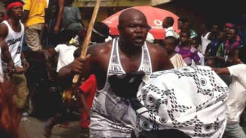 Bukom Banku Clashes With Son As He Curses Him For Dating His Own Father's Ex Girlfriend (Video)