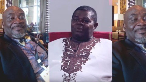 VIDEO: T.T. still Rents At 64, He has failed, I've houses – Actor Nii Saka Brown slams Psalm Adjetefio