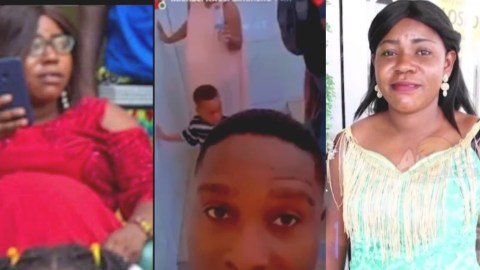 Josephine allegedly told her husband Sэх could kill her baby to avoid Sэх for 4 months