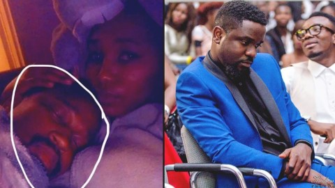 Alleged Bedroom Footage Of Sarkodie And Sidechic L£aks