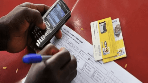 Sim Re-Registration: How To Register Your SIM Cards With Ghana Card Using Your Mobile Phone