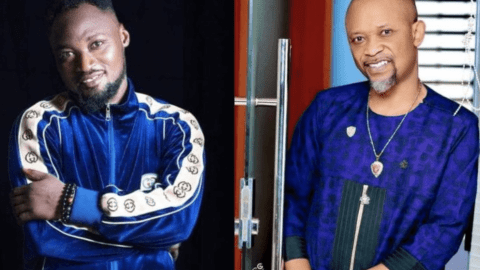 Fadda Dickson Sends Out Strong Message to Funny Face After Insulting Him and His Mother.